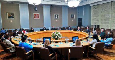 В Оренбурге представили лучшие молодежные проекты России и Казахстана в сфере межнациональных отношений