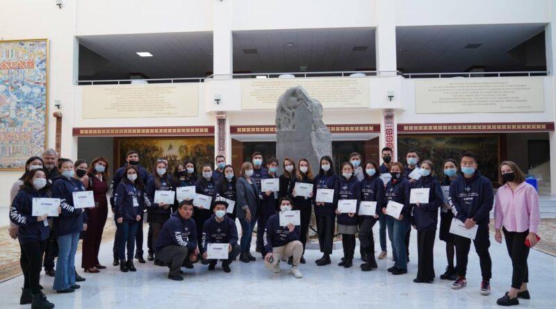 Международная программа «МедИАЦия»: Под шаныраком столицы Казахстана