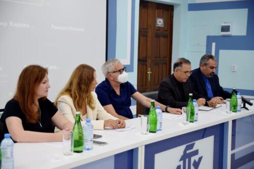 «Зеленая экономика» для Каспия-2021: реалии и перспективы»(ФОТО)