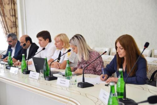 Заседание Каспийского экспертного клуба (июль 2019)