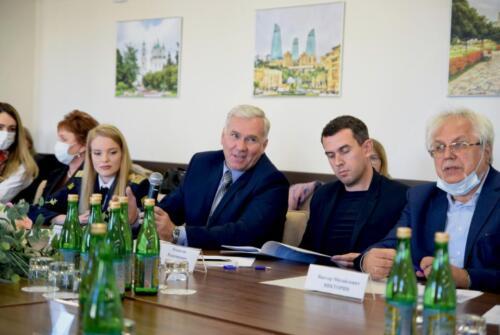 «Россия-Казахстан: каспийское измерение сотрудничества (инвестиции, туризм, культура)»