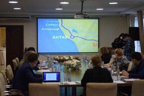«Возможности регионального сотрудничества в сфере реализации туристических проектов на Каспии».