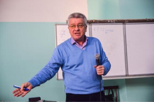 Сергей Масаулов в Астрахани