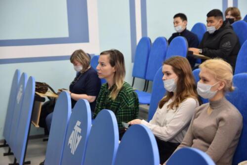 Лекция политолога Ильгара Велизаде